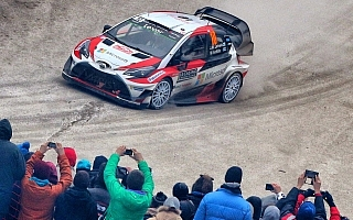 トヨタ、WRC参戦チーム名をTOYOTA GAZOO Racing WRTとすることを明らかに