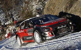 シトロエン、ブリーンがC3 WRCで初参戦