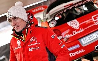 WRCスウェーデン:プレ会見「その事実を知ったのは昨晩のこと」