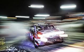 WRCスウェーデン:ラトバラvsオジエ、ヤリスWRCスーパーSSオンボード