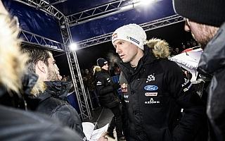 WRCスウェーデン:デイ3コメント、オジエ「全員が首位狙い 全開で攻め続ける」