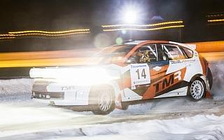 フィンランド選手権バークナ:ニカラ/足立組が初日2番手、ロバンペラ連続ベストの鮮烈デビュー