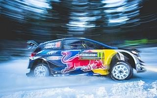 WRCスウェーデン:Red Bull TVのスーパーステージ生中継は今夜22時50分スタート