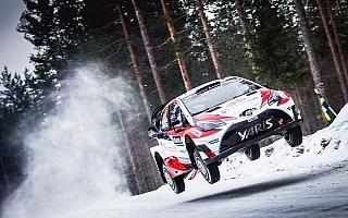 WRCスウェーデン優勝のトヨタ、ハイライト動画を公開