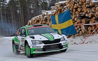 WRCスウェーデン:WRC2はティデマンドが悲願の母国優勝