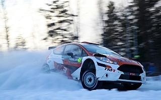 WRCスウェーデン:WRC2部門の新井大輝は7位、勝田貴元は9位で揃って完走