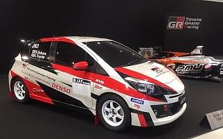TOYOTA GAZOO Racing、全日本ラリー選手権や育成プログラムについても発表
