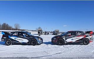 スバルラリーチームUSAが今季初戦に登場、GRCカレンダーも発表