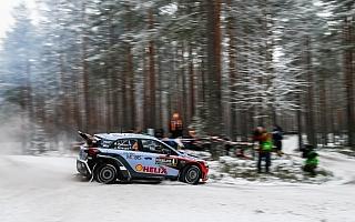 ヒュンダイ勢、WRCスウェーデンで3年連続ポディウムを目指す