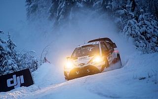 WRCスウェーデン:爽快な雪上高速ドリフトを映像で楽しめる初日〜2日目の動画まとめ