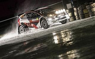 WRCスウェーデン:勝田貴元と新井大輝の奮闘ぶりを伝える短編PV