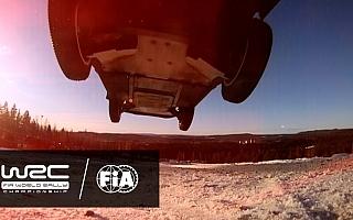 WRCスウェーデン事前情報:シリーズ唯一のフルスノーイベント