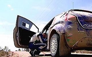 WRCメキシコ:13年間の歴史を凝縮したティザームービー