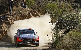 WRCメキシコ:序盤は苦難のヒュンダイ勢、メキシコ戦で今季初ポディウムを狙う