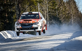 ニカラ/足立さやか組がフィンランド選手権3位入賞「走行を重ねるごとにフィーリングが合ってきている」
