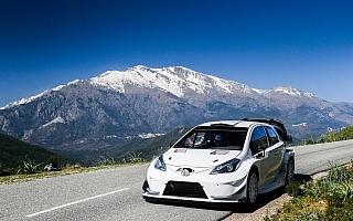 WRCフランス:マキネン「舗装路でもヤリスWRCのパフォーマンスは非常に期待できる」
