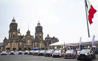 WRCメキシコ:SS2とSS3がキャンセルに