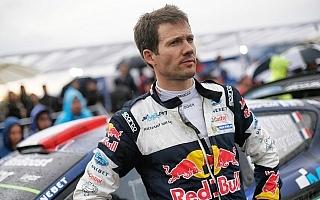 WRCメキシコ:首位浮上に苦戦のオジエ「こんな時はポイントのことだけ考える」