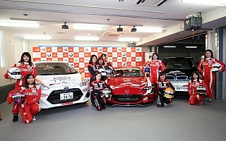 Women in Motorsport Project、2017年活動計画を発表