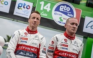 WRCメキシコ:今季初優勝のミーク「土曜日の朝は不安だった」