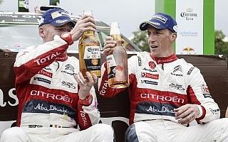 WRCメキシコ:デイ4コメント、駐車場を激走のミーク「この話は何百回と語られるんだろうね」