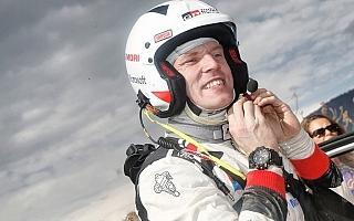 WRCメキシコ:プレ会見「2014年も選手権首位でメキシコを迎え、走行順は先頭だった」