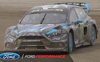 フォード、世界RX参戦初年度を振り返るダイジェスト動画を公開