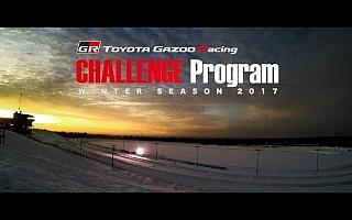 TGRラリーチャレンジプログラム第1弾、高速スノーラリー2戦を動画で振り返る