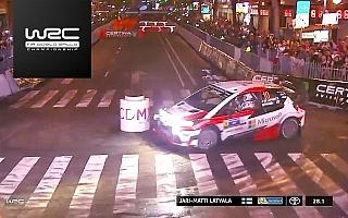 WRCメキシコ︰ラトバラの華麗なパイロンワークとミーク優勝記念動画