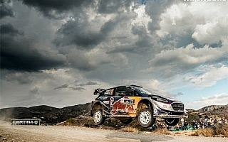 WRCメキシコ:ラリー最長54.9kmのステージを含むデイ2動画まとめ【随時更新】