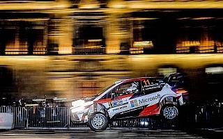 WRCメキシコ:初日首位のハンニネン「自分でも驚いている」