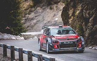 WRCフランス:メキシコ優勝のミーク「上位に迫っていけるはず」