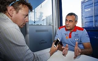 ミケルセンのテスト参加は「ドライバーがいなかったから」ヒュンダイのマネージャーが明かす
