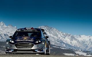 WRCフランス:Mスポーツのオジエ「狙うは頂点」