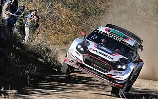 WRCアルゼンチン:競技2日目、Mスポーツのエバンスが快走