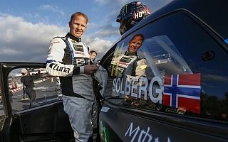 世界RXチームズ選手権で首位に立ったペター・ソルベルグ「今回の結果を誇りに思う」