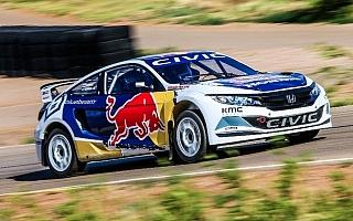 オルスベルグ、今季は3台のシビック・クーペでGRCに参戦
