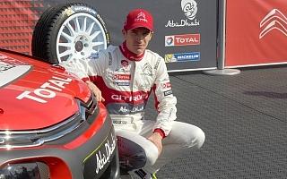 WRC序盤4戦を終えてシトロエン勢最上位はブリーン
