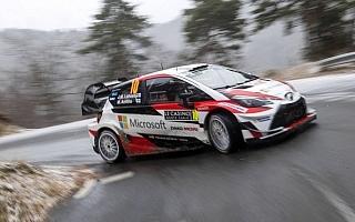 WRCフランス:ラトバラ「フィーリングはモンテよりも格段によくなっている」