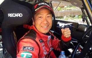 全日本ラリー久万高原【速報】奴田原文雄、大差をつけて今シーズン初勝利