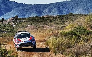 WRCアルゼンチン:ヤリスWRCが2台揃って過酷なデイ2を走破、マキネン「強さを証明できた」