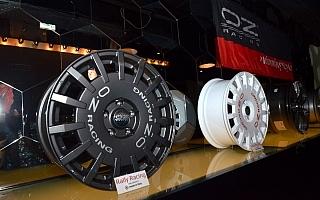 O・Z、WRCの伝統的なホイール「Rally Racing」を現代風にアレンジして新発売