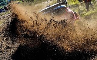 WRCアルゼンチン:ミークがSS4で横転、上位陣に波乱続発のデイ1〜デイ2動画まとめ