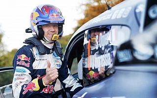 WRCアルゼンチン:初日のSS1を終え、首位はMスポーツのオジエ