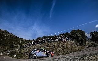 WRCフランス:ヒュンダイのパッドン「ここからが本当のスタート」