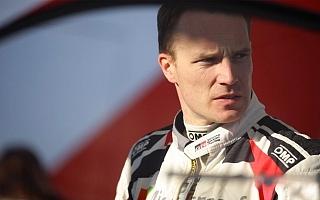 WRCフランス:シェイクダウン4番手のラトバラ「良いセットアップを見つけることができた」