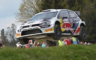 ポロR WRC元オジエ車、オーストリア選手権で2位フィニッシュ
