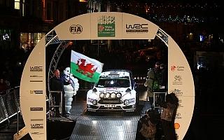 WRCラリーGB、土曜日最終2SSはナイトステージに