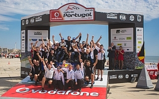 WRCポルトガル:オジエ「ラリーはチーム競技、マシンは完璧だった」デイ4コメント集