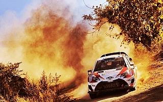 WRCポルトガル:トヨタ、初の3台体制で伝統のグラベル戦に挑む